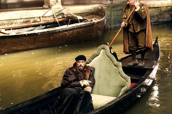 Der Kaufmann von Venedig : Bild Jeremy Irons