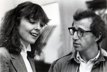 Manhattan : Bild Woody Allen