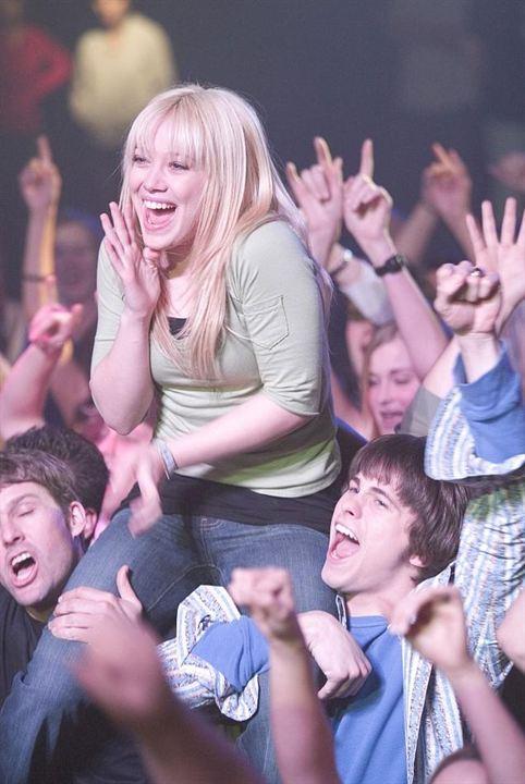Raise your voice: Sean McNamara, Jason Ritter, Hilary Duff
