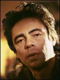 Kinoposter Benicio Del Toro