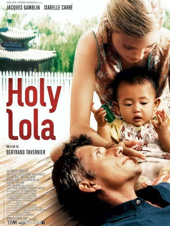 Holy Lola : Kinoposter Jacques Gamblin