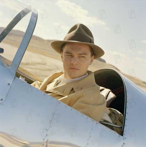 Aviator : Bild Leonardo DiCaprio