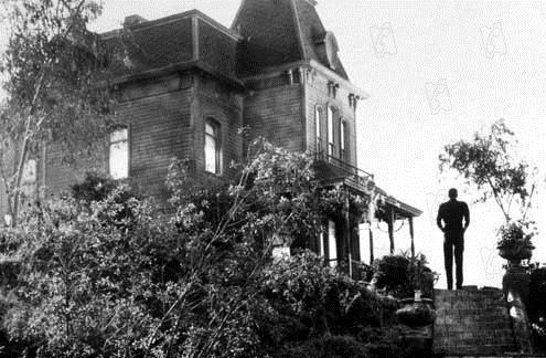 Psycho : Bild Anthony Perkins