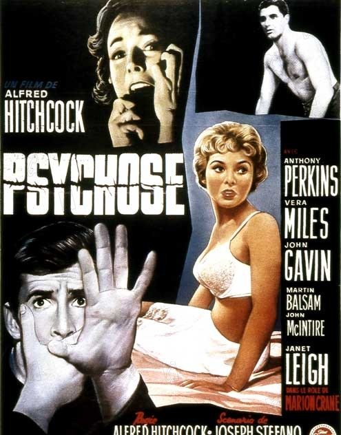 Psycho : Bild Anthony Perkins