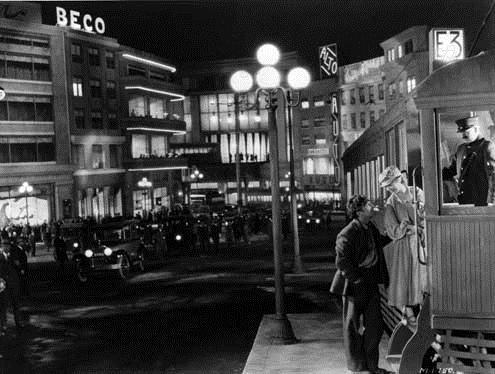 Sonnenaufgang : Bild F. W. Murnau, George O'Brien, Janet Gaynor