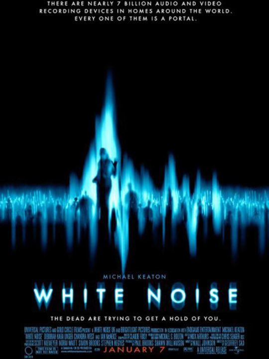White Noise – Schreie aus dem Jenseits : Kinoposter Geoffrey Sax