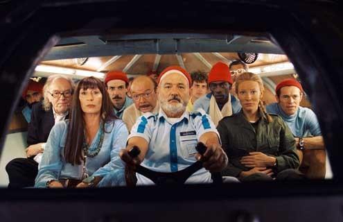 Die Tiefseetaucher : Bild Anjelica Huston, Bill Murray, Bud Cort, Michael Gambon, Noah Taylor