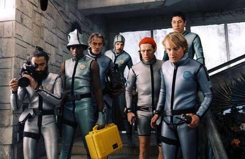 Die Tiefseetaucher : Bild Noah Taylor, Owen Wilson, Seu Jorge, Waris Ahluwalia, Willem Dafoe