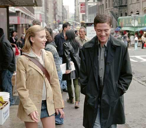 Reine Chefsache : Bild Scarlett Johansson, Topher Grace
