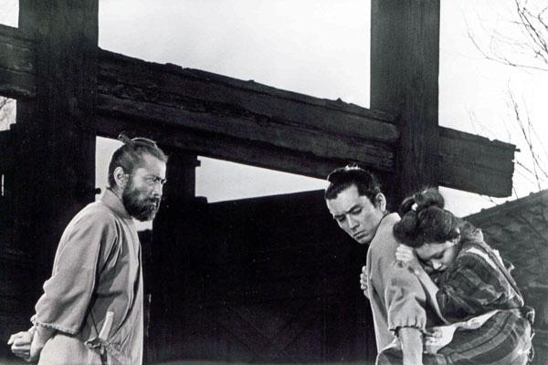 Rotbart : Bild Akira Kurosawa