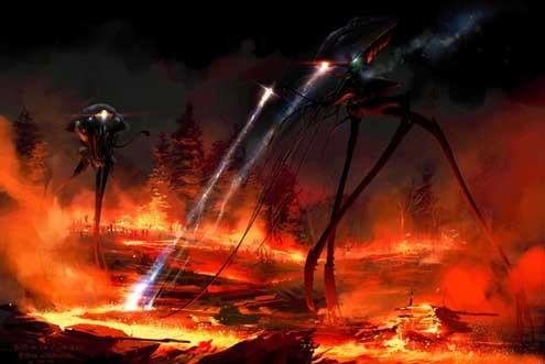 Krieg der Welten : Bild Tom Cruise