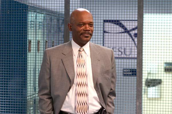Coach Carter : Bild Samuel L. Jackson, Thomas Carter
