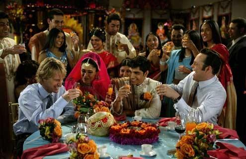 Die Hochzeits-Crasher : Bild Owen Wilson, Vince Vaughn