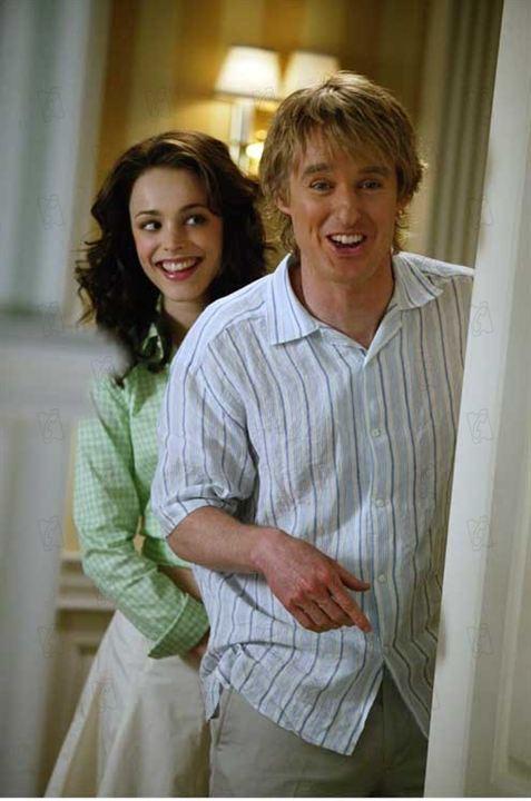 Die Hochzeits-Crasher : Bild Owen Wilson, Rachel McAdams