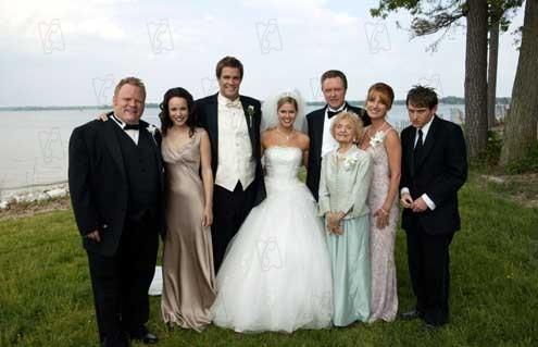 Die Hochzeits-Crasher : Bild Christopher Walken, Jane Seymour, Rachel McAdams