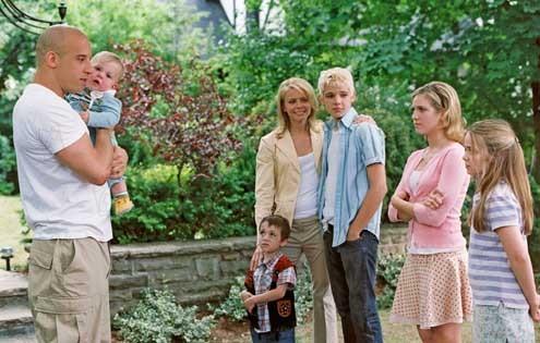 Der Babynator : Bild Adam Shankman, Brittany Snow, Faith Ford, Max Thieriot, Morgan York