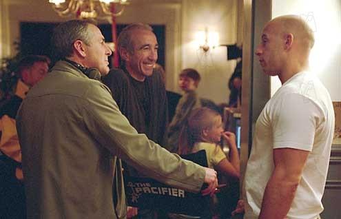 Der Babynator : Bild Adam Shankman, Gary Barber, Roger Birnbaum, Vin Diesel