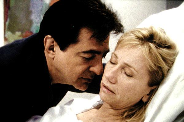 Nine Lives : Bild Joe Mantegna, Kathy Baker, Rodrigo García