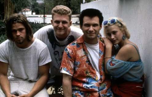 True Romance : Bild Brad Pitt, Christian Slater, Michael Rapaport, Patricia Arquette