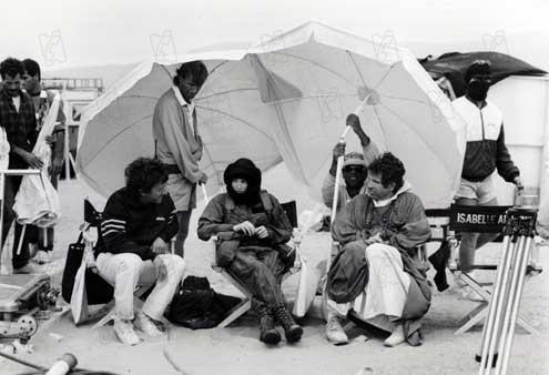 Bild Dustin Hoffman, Elaine May, Isabelle Adjani, Warren Beatty