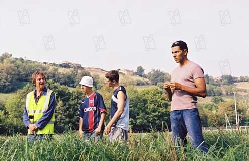 Camping à la ferme : Bild Jean-Pierre Sinapi, Roschdy Zem