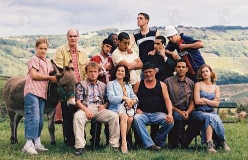 Camping à la ferme : Bild Dominique Pinon, Jean-Paul Bonnaire, Jean-Pierre Sinapi, Roschdy Zem