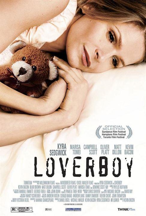 Loverboy - Liebe, Wahnsinn, Tod : Kinoposter Kevin Bacon, Kyra Sedgwick