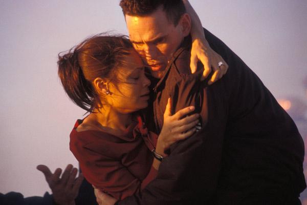 L.A. Crash : Bild Matt Dillon, Thandie Newton