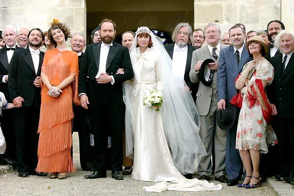 Bild Bruno Podalydès, Claude Rich, Denis Podalydès, Dominique Parent, Isabelle Candelier