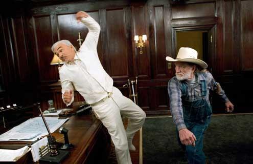 Ein Duke kommt selten allein : Bild Burt Reynolds, Jay Chandrasekhar, Willie Nelson