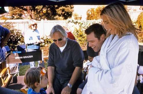 Dick und Jane : Bild Dean Parisot, Jim Carrey, Tea Leoni