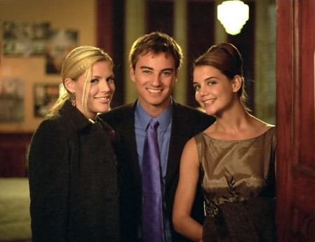 Dawson's Creek : Bild Busy Philipps, Katie Holmes, Kerr Smith