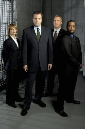 Criminal Intent - Verbrechen im Visier : Bild Courtney B. Vance, Jamey Sheridan, Kathryn Erbe, Vincent D'Onofrio
