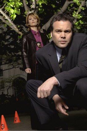 Criminal Intent - Verbrechen im Visier : Bild Kathryn Erbe, Vincent D'Onofrio