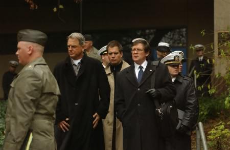 Navy CIS : Bild Anthony Heald, Mark Harmon, Michael Weatherly