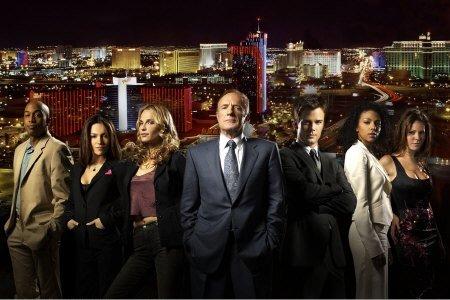 Las Vegas : Bild James Caan, James Lesure, Josh Duhamel, Marsha Thomason, Molly Sims