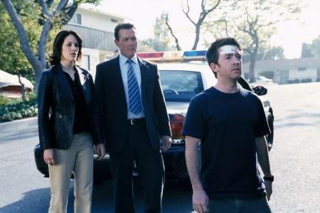 Akte X - Die unheimlichen Fälle des FBI : Bild Annabeth Gish, David Faustino, Robert Patrick