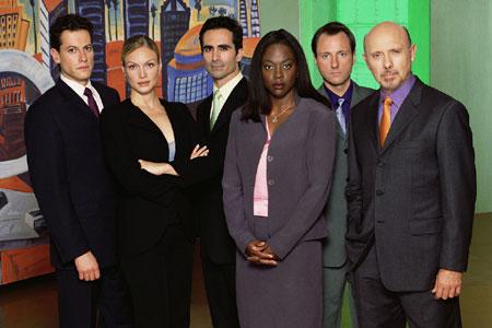 Bild Eric Schaeffer, Hector Elizondo, Ioan Gruffudd, Kristin Lehman, Nestor Carbonell