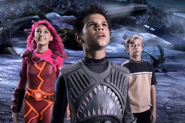 Die Abenteuer von Sharkboy und Lavagirl : Bild Cayden Boyd, Taylor Dooley, Taylor Lautner
