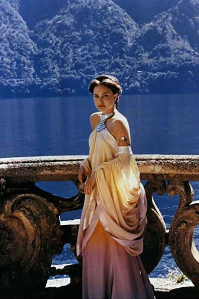 Star Wars: Episode II - Angriff der Klonkrieger : Bild Natalie Portman