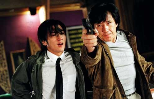 New Police Story : Bild Benny Chan, Jackie Chan