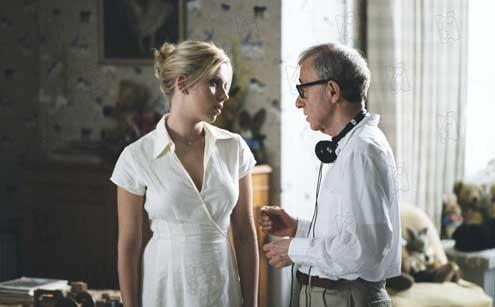 Match Point : Bild Scarlett Johansson, Woody Allen