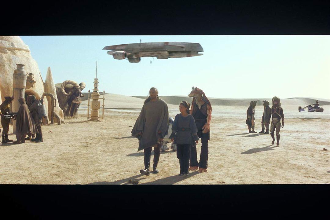 Star Wars: Episode I - Die dunkle Bedrohung : Bild