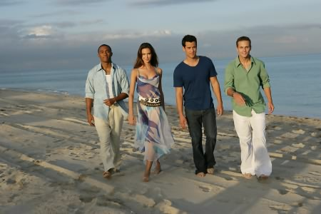 Bild Chris Johnson (CXCVI), Lee Thompson Young, Marcus Coloma, Odette Annable
