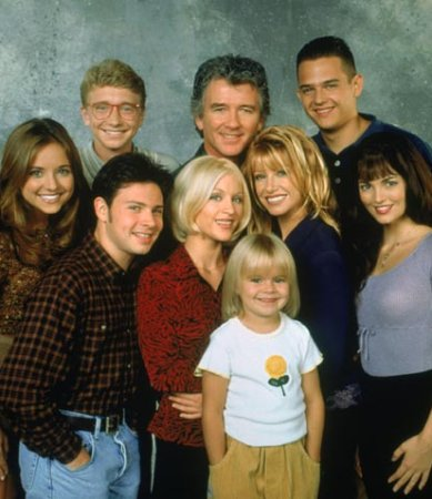 Eine starke Familie : Bild Angela Watson, Brandon Call, Christine Lakin, Christopher Castile, Jason Marsden