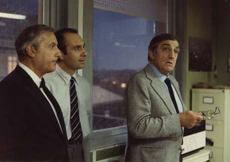 Das Verhör : Bild Claude Miller, Guy Marchand, Lino Ventura, Michel Serrault