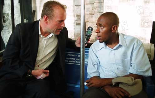16 Blocks : Bild Bruce Willis, Yasiin Bey