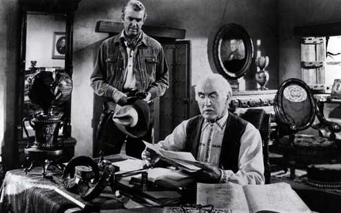 Der Mann aus Laramie : Bild Anthony Mann, James Stewart