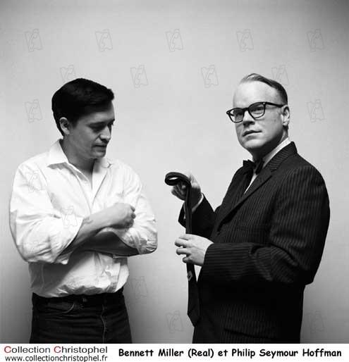 Capote : Bild Bennett Miller, Philip Seymour Hoffman