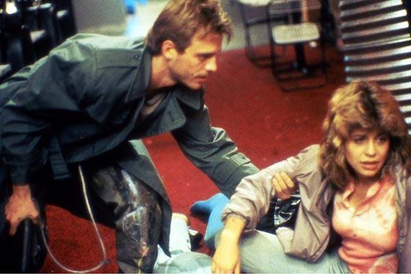 Terminator : Bild Linda Hamilton